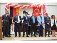 23 Nisan etkinliği Türk başkanla renklendi