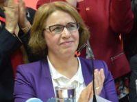 CHP Kadın Kolları Genel Başkanı Köse, Zonguldak'ta Partililere Buluştu