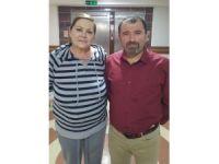 Ameliyat Olmak İçin İspanya'dan Samsun'a Geldi