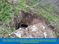 Bingöl'de Yer Altındaki Depoda Mühimmat Ele Geçirildi
