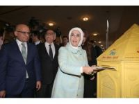 Emine Erdoğan: Kitaba hayatımızda daha çok yer açabiliriz