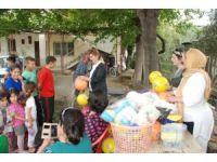 Türk Anneler Derneği, Miraç Kandili'nde çocukları sevindirdi