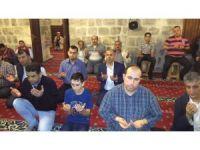 Hatay'da tarihi camide Miraç Kandili coşkusu