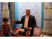Diyarbakır'da camiler doldu taştı