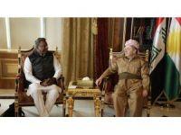Barzani, Uluslararası Af Örgütü Genel Sekreteri Shetty ile görüştü