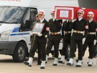 Şehit Astsubay Yurtoğlu için tören düzenlendi