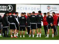Beşiktaş, Derbi Hazırlıklarını Sürdürüyor