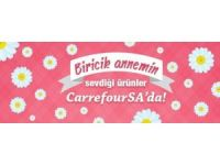 Carrefoursa'dan Anneler İçin Özel Avantajlı Kampanya