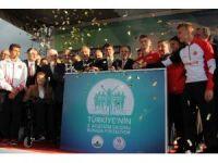 Türkiye'nin 2'inci Büyük Kapalı Atletizm Salonunun Temeli Atıldı