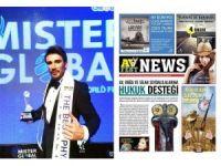 Dünyanın En İyi Fizikli Erkeği Mirza, Avfest'in Tanıtım Yüzü Oldu