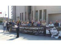 Hrant'ın Arkadaşları'ndan adliye önünde açıklama