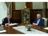 Cumhurbaşkanı Erdoğan, 65. Türkiye Cumhuriyeti Hükûmetini onayladı