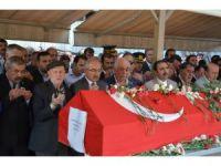 Hayatını kaybeden Cumhuriyet Savcısı Biçer Balıkesir'de toprağa verildi