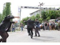 Bakan Kaya İçin Memleketi Muğla'da Davul Zurnalı Kutlama