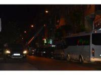 Gazi Mahallesi'nde helikopter destekli operasyon