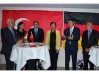 Antalya Büyükşehir Belediye Başkanı Türel Almanya'da