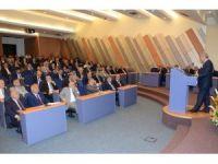 İTO'da 'Binali Yıldırım İlanı' Gerginliği