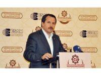 """Memur-sen Genel Başkanı Yalçın: """"İslam Ülkelerinin AR-GE Birimleri Ortak Çalışmalıdır"""""""
