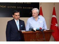 BM Genel Sekreter Yardımcısı Stephan O'brien Çadır Kentlerde İncelemelerde Bulundu