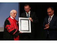 İslam Bilimi Tarihi Uzmanı Prof.dr. Sezgin'e SDÜ'den Fahri Doktora
