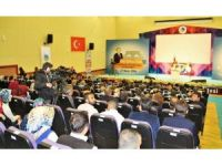 Cumhurbaşkanı Erdoğan'a AEÜ tarafından fahri doktora unvanı verildi