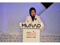 """Emine Erdoğan: """"Kadınların Aile İçi Sorumluluklarını Unutmaması Gerekir"""""""