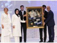 Emine Erdoğan, kadın girişimciler zirvesi gala yemeğine katıldı