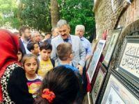 """Aydın'da """"Ustaların İzinde Geleneksel Sanatlar"""" Sergisi Açıldı"""