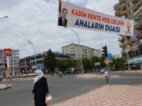 Diyarbakır, Cumhurbaşkanı Erdoğan'ı bekliyor