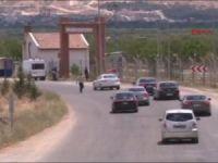 Gaziantep'e iki roketatar mermisi atıldı