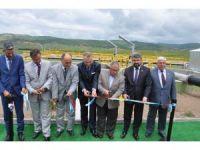 Bozüyük OSB Atık Su Arıtma Tesisi Hizmete Açıldı