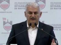 Başbakan Binali Yıldırım'dan gençlere çağrı: Teslim olun