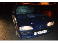 Malatya'da alkollü sürücünün çarptığı şahıs yaralandı