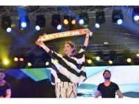 Alanya Turizm Ve Sanat Festivalinde Demet Akalın Rüzgarı