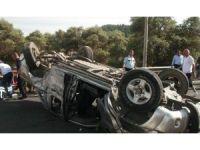 Milas'ta Trafik Kazası 7 Yaralı