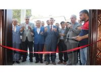 Manyas Çarşı Cami İbadete Açıldı