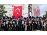 Saruhanlı Meslek Yüksekokulu'nda Mezuniyet Töreni