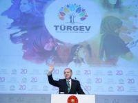 Cumhurbaşkanı Erdoğan: Kendi meselelerimizi kendimiz çözmek mecburiyetindeyiz