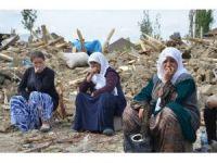 Yüksekovalı Aileleri Duygulandıran Manzara