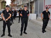 Edirne'de HDP İl Başkanlığı'nda arama