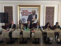 Başkan Ali Çetinbaş: Hedefimiz, Yeni Anayasa Ve Güçlü Bir Başkanlık Sistemi