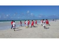 TİKA'dan Somalili Gençlere Milli Takım Forması
