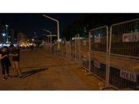 Taksim Gezi Parkı'nda polis önlemi devam ediyor