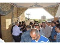 Silopi'de Cenazeler Gözyaşları Arasında Toprağa Verildi