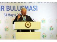 Başbakan Yıldırım'dan Kılıçdaroğlu'na 'Başbakanlık' Göndermesi