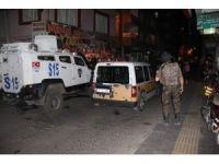 Diyarbakır'da 700 Polisle Hava Destekli Dev Operasyon
