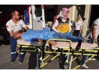 Manavgat'ta silahlı çatışma: 1 ölü, 1 yaralı