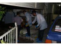 Burdur'da Cinayet
