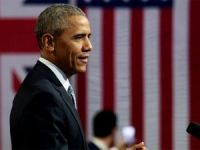 Obama'dan 'Clinton'a oy verin' çağrısı