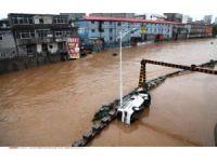 Çin'de sel felaketi bilançosu: 87 ölü 111 kayıp
